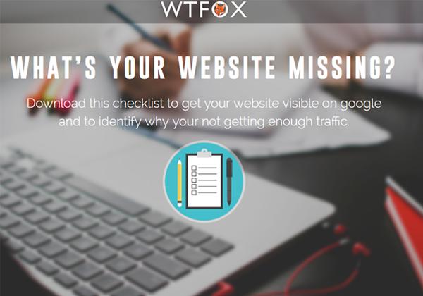 WTFOX Checklist